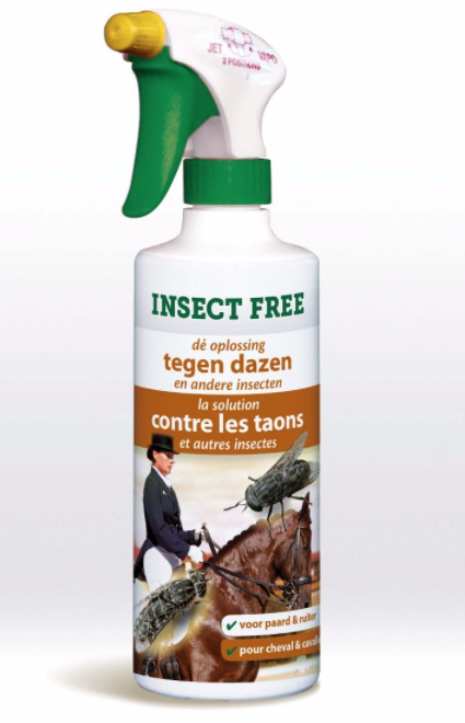 INSECT FREE Répulsif taons et insectes