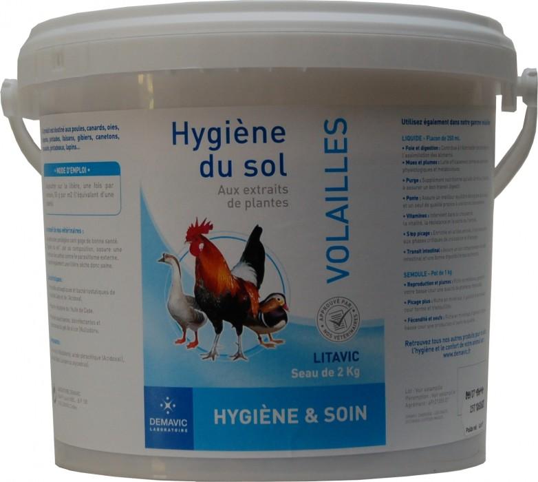 Poudre anti parasites volaille au pyrethre demavic basse for Traitement pour les poules