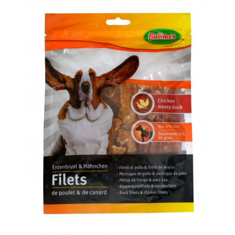 MAGIC MIX Filets de poulet et de canard 300 g Friandises pour chiens