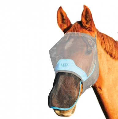 PROTEGE NASEAUX ADAPTABLE SUR FLY MASK WOOF WEAR