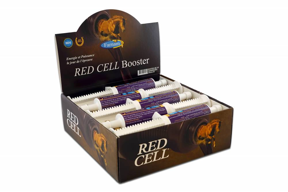 RED CELL BOOSTER Energie Chevaux