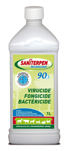 SANITERPEN DESINFECTANT 90 1 litre