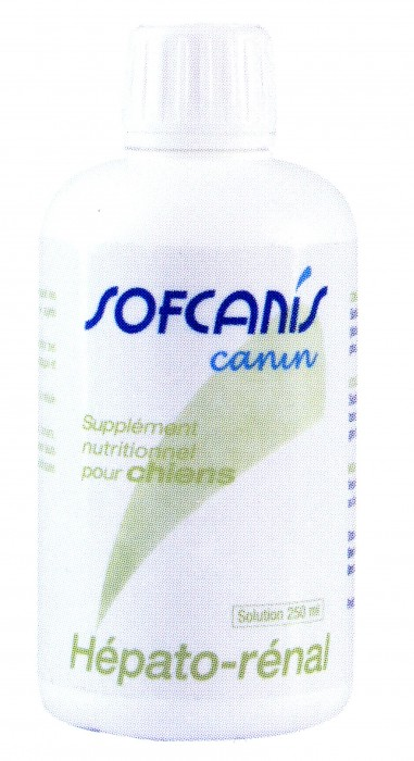 SOFCANIS CANIN HEPATO-RENAL