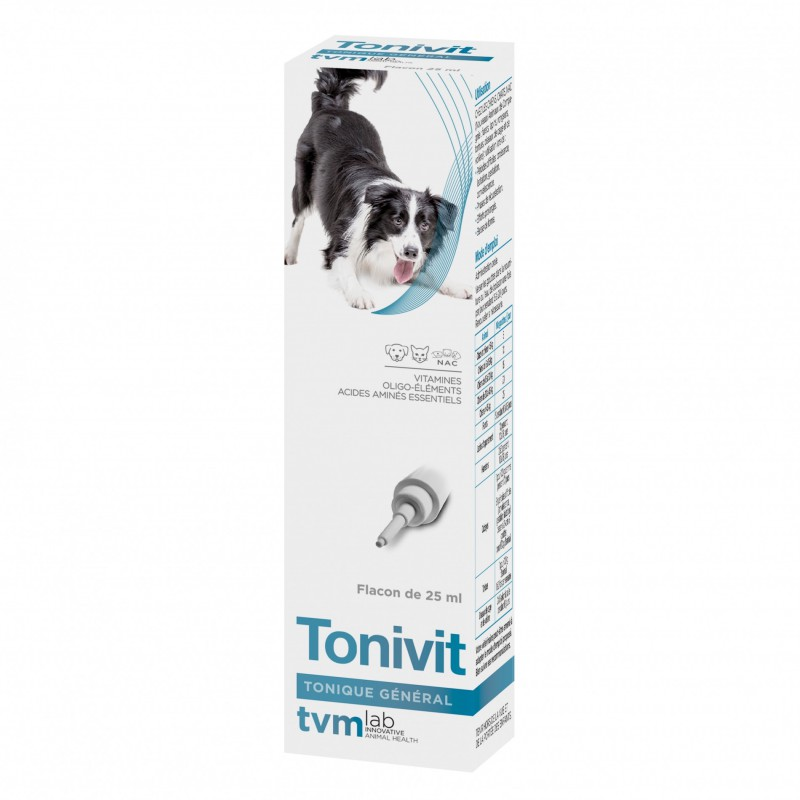 TONIVIT Vitamines 25 ml