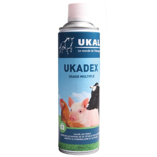 UKADEX Répulsif Anti Picage Spray 500 ml